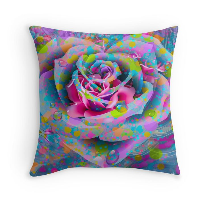 Rose#flora #home #homedecor #beautifulpillow #redbubble #macsnapshot #macsnapshot28  #fabric #rosedesign #beautifulrose #fineart
