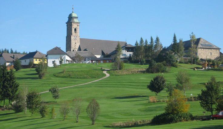 9 #Lochgolfanlage im #Golfclub Pfarrkirchen im #Muehlviertel.