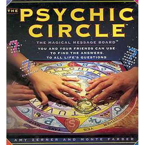 Psychic Circle Ouija Board by Zerner and Farber