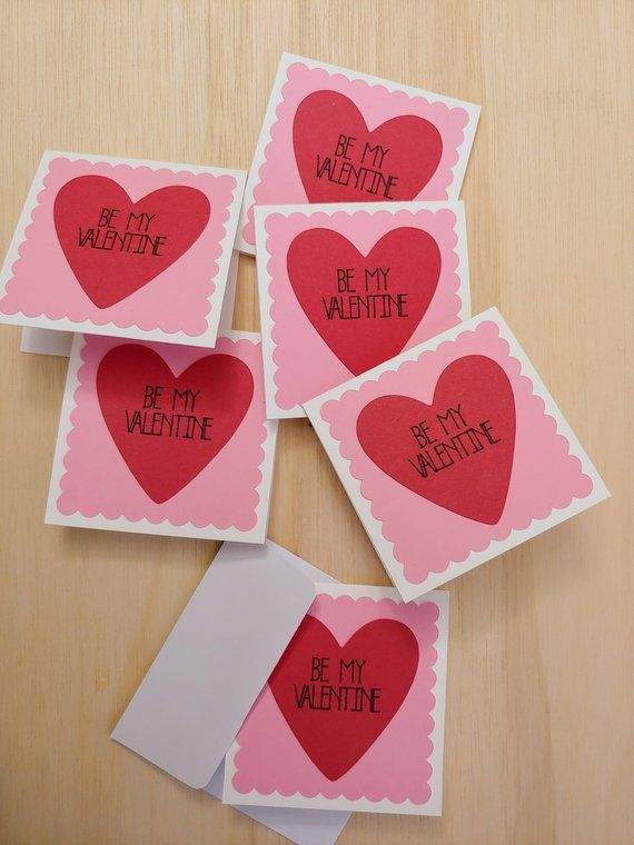 Big Hearted Boxed Set 5 x 7 Blank Valentine Notecards