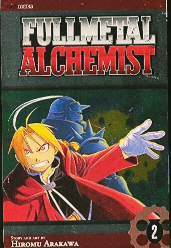 Fullmetal Alchemist Volume 1 By Viz Media Paperback Comic Anime