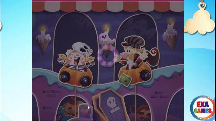 Candy Crash Saga Hard Level 2058 No Buster