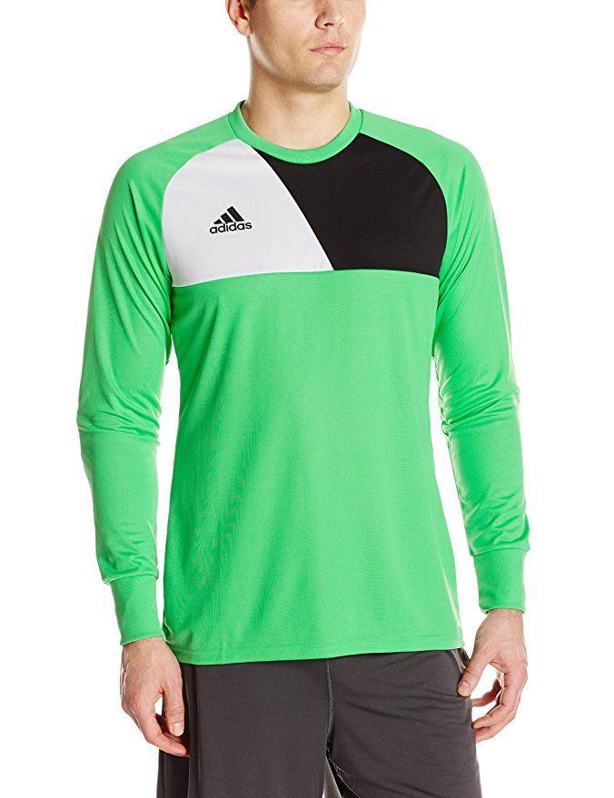 077a601404a Adidas Men s Soccer Assita 17 Goalkeeper Jersey   Sports   Outdoors ...