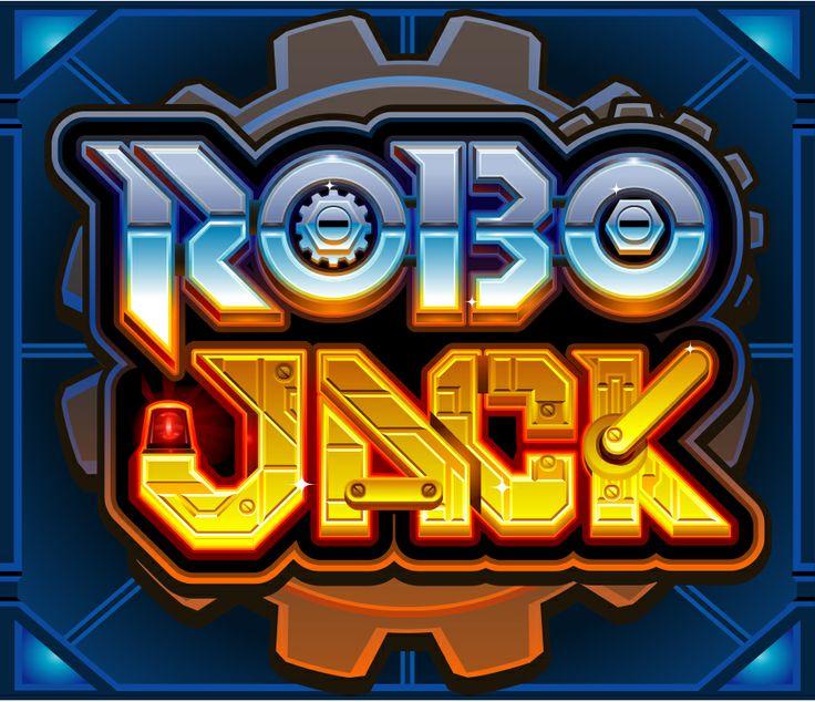 Robo Jack - Game Titlw