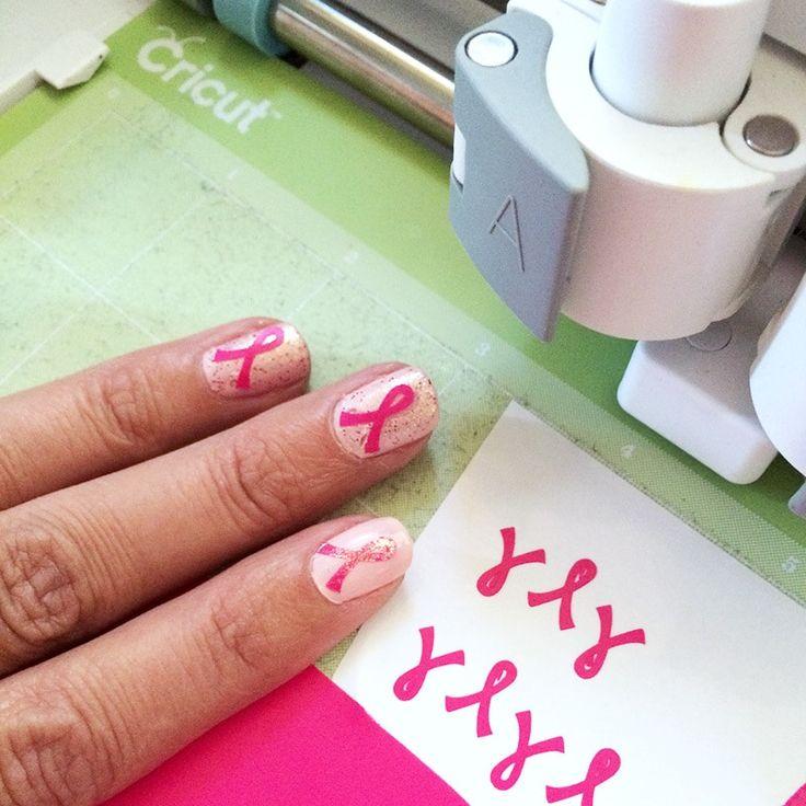Easy support ribbon nail art vinyl nail sticker nail