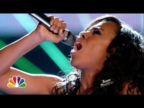 "Sasha Allen:  ""Without You"" ~ The Voice"