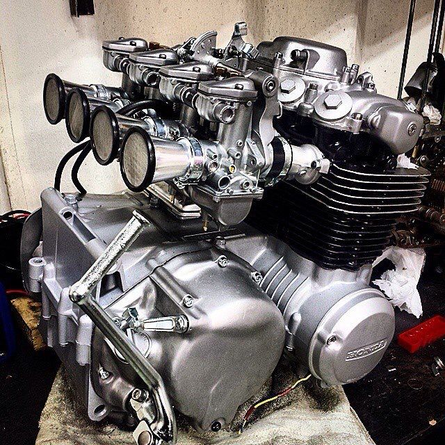 Honda Motorcycle With Fit Engine: Pin By Quique Maqueda On Engines
