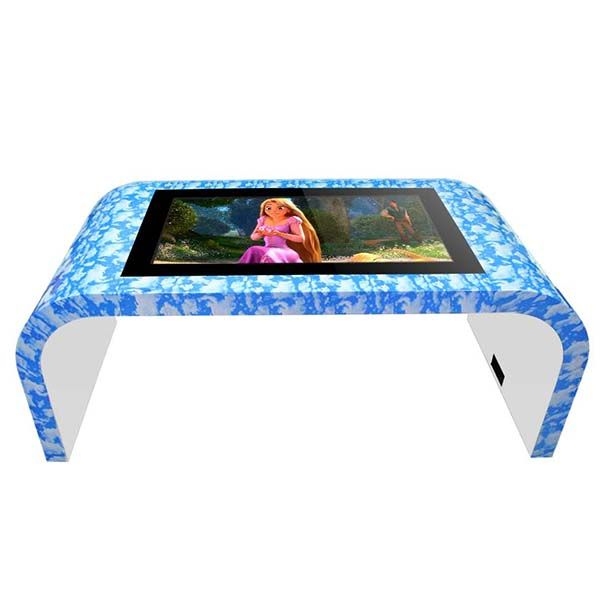 46 Inch Ir Touch Screen Digital Table Waterproof Screen Touch Screen Table Touch Screen Touch Table
