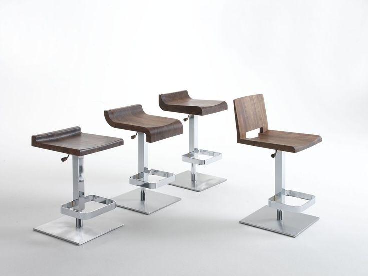 RIVA 1920 | Products | Stools | Mirò стул барный