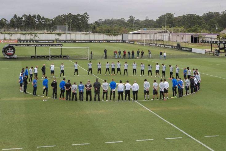 Clubes brasileiros homenageiam Chapecoense na volta aos treinos #timbeta #sdv #betaajudabeta