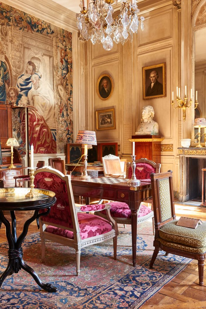 2633 best French Homes Decoration and Restoration images on - chambre a louer toulouse particulier