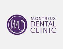 Montreux Dental by Corey Brennan, via Behance