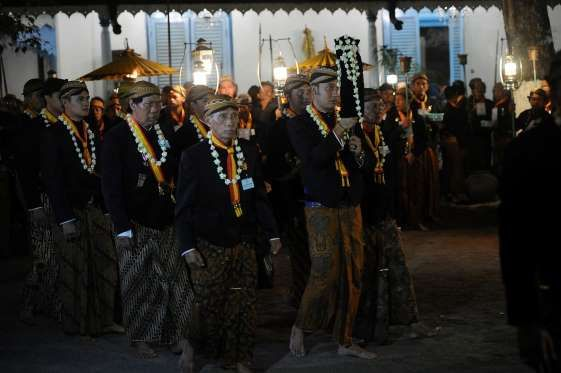 Indonesian Muslims Celebrate Al-Hijra Islamic New Year Day - Robertus Pudyanto/Getty Images