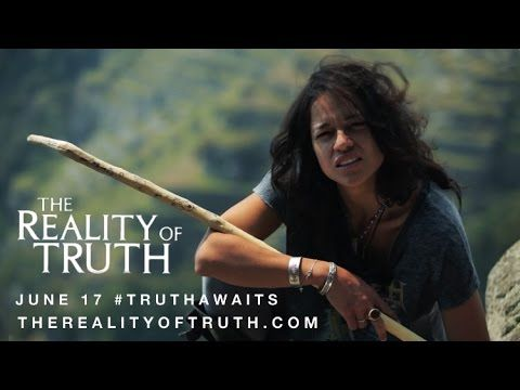 Check out this highly controversial documentary, The Reality of Truth Film, featuring Michelle Rodriguez, Deepak Chopra and many more as they share their experiences with ayahuasca, plant medicine, and meditation. Share it on FB for free viewing till July 4!
