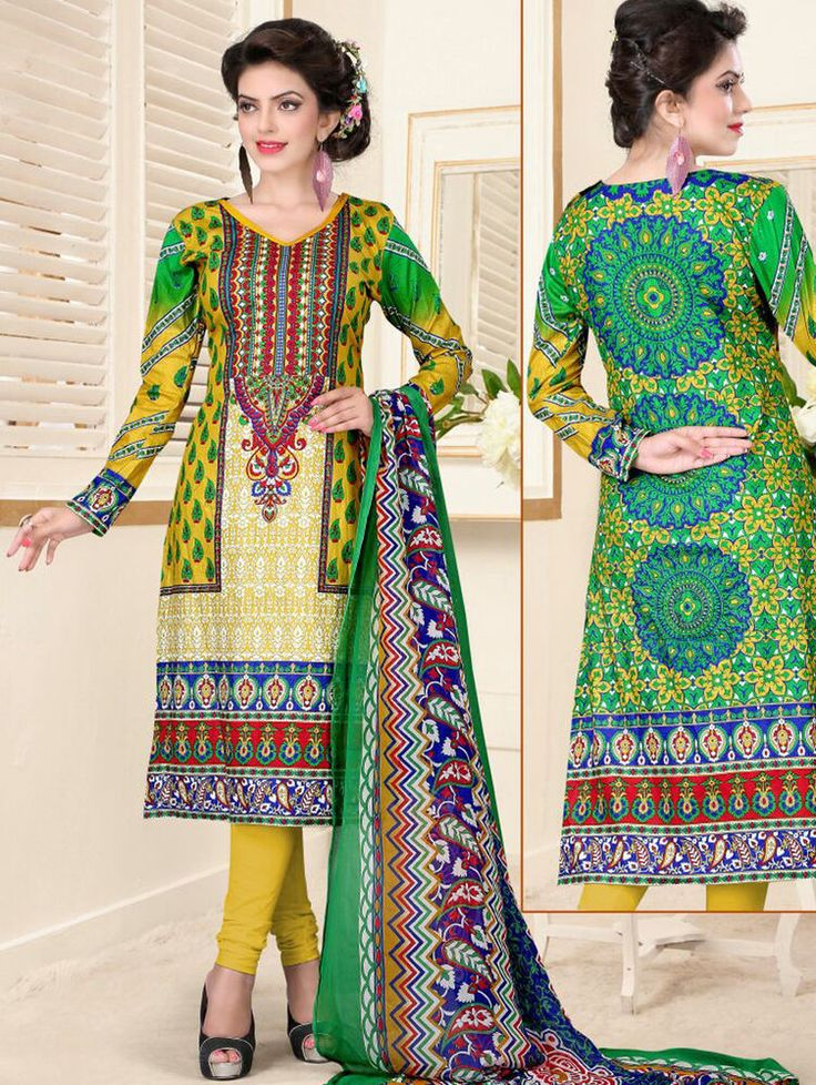 New Anarkali Kameez Indian Suit Ethnic Dress Pakistani Salwar Bollywood Designer #KriyaCreation