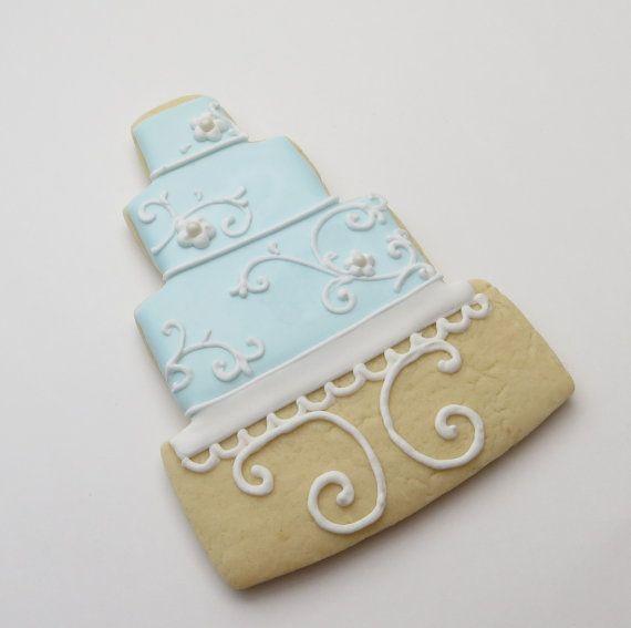 Свадебные печенья