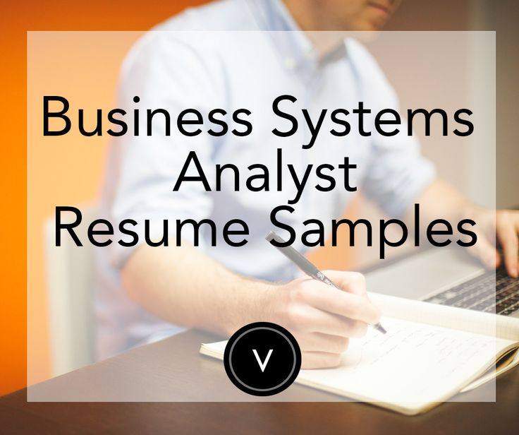 22 best Business Systems Analyst images on Pinterest Business - business systems specialist sample resume