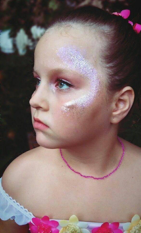Pin De Yade Omar Em Halloween Maquiagem Ballet Maquiagem Infantil Maquiagem De Unicornio