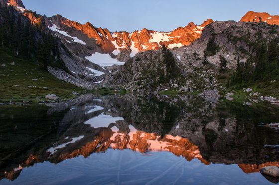 Lake of the Angels Share the Experience | Olympic National Park