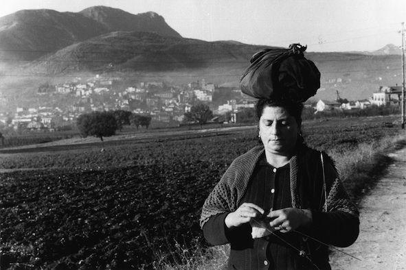 Mario Dondero - Lucania, 1961