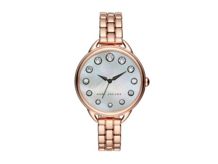 Marc Jacobs Betty MJ3515 Reloj para Dama Color Oro Rosado