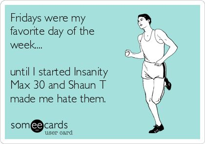 Fit to Shine: Insanity Max 30: Weeks 2 & 3 Review