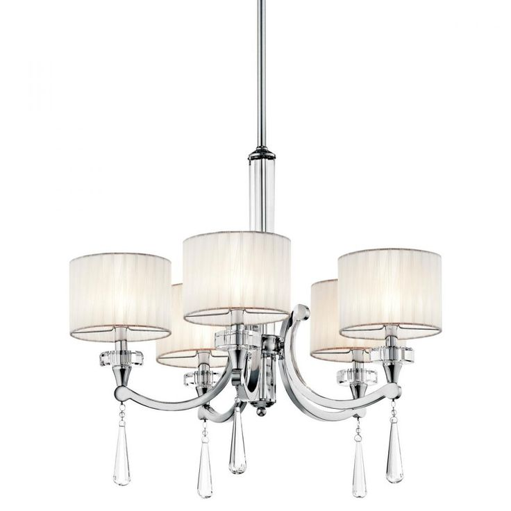 Chandelier 5Lt : T7J74 | Richardson Lighting