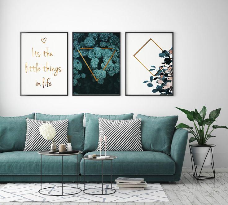#livingroom #interiorinspo #froileinjuno #copperwallart #spring