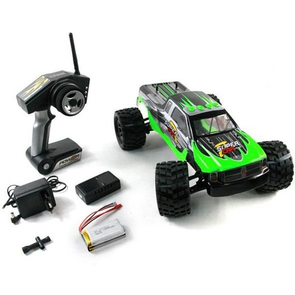 Free Shiping WLToys WL L969 1/12 Electric off road RC Car Model  high speed 2.4G RC remote control racing cars truck vs FS650 - Newest remote control toys shop