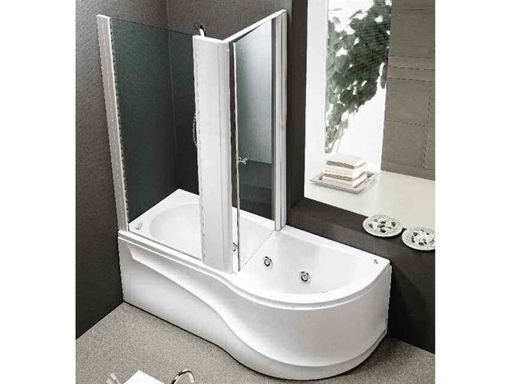 Oltre 1000 idee su vasca da bagno doccia su pinterest vasche da bagno vasche doccia e vasche - Box doccia su vasca da bagno ...