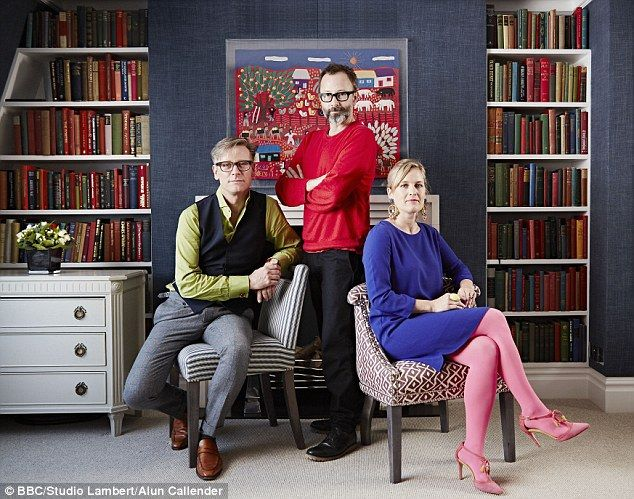 Interview With Daniel Hopwood Sophie Robinson And Tom Dyckhoff From The Great Interior Design Challenge