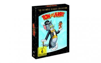 [Angebot]  Tom und Jerry  The Ultimate Classic Collection [12 DVDs] für 1697