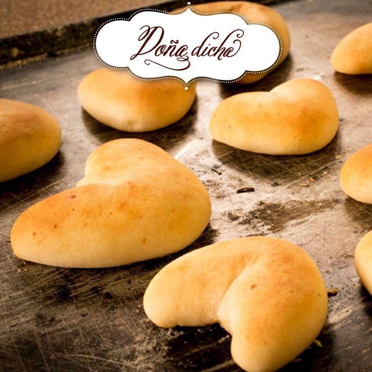 Pan de yucas.