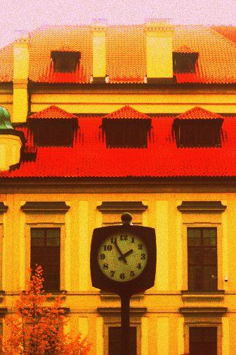 interesting clock; )