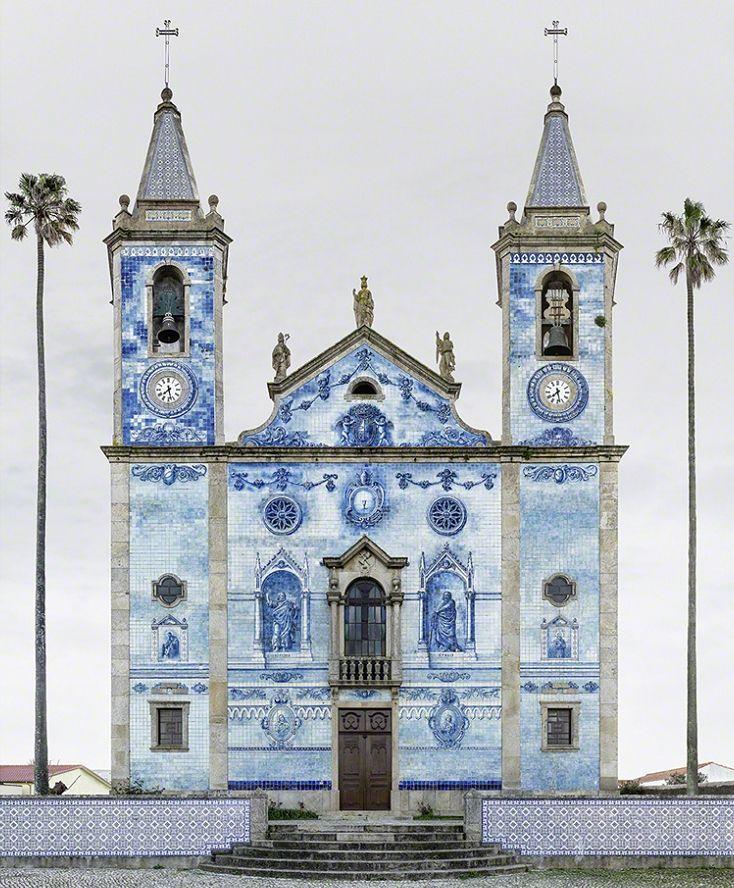 Iglesia de Santa Marinha de Cortegaça, Aveiro, Portugal