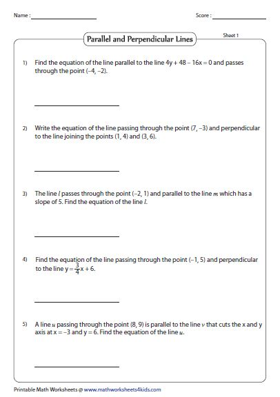 Mejores 22 imágenes de Linear Equation Worksheets en Pinterest ...