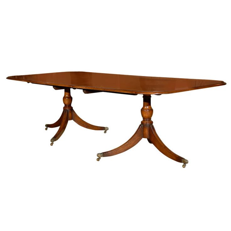 Essex Dining Table Manufactured By Beau Studio United Kingdom 21st Century Condition New Shown In