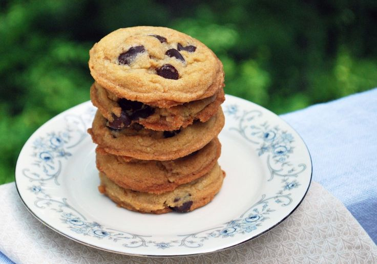 Brown Butter Chocolate Chip Cookies | Recipe