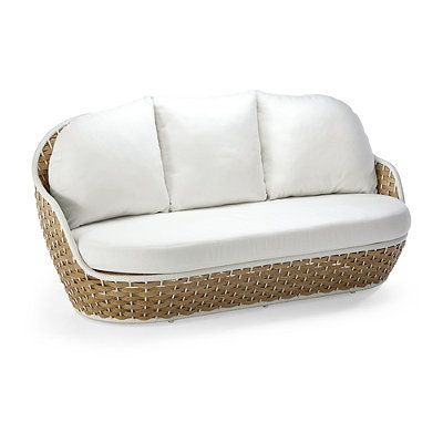 Sofa Pillows Ravello Sofa Cushions By Porta Forma Modern Flax Dove Special Order Frontgate