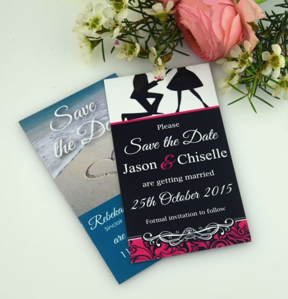25 best save the dates images on pinterest | wedding save the, Wedding invitations