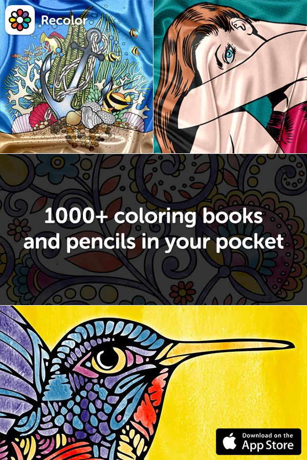 329 Best RELAX Coloring Pages Images On Pinterest