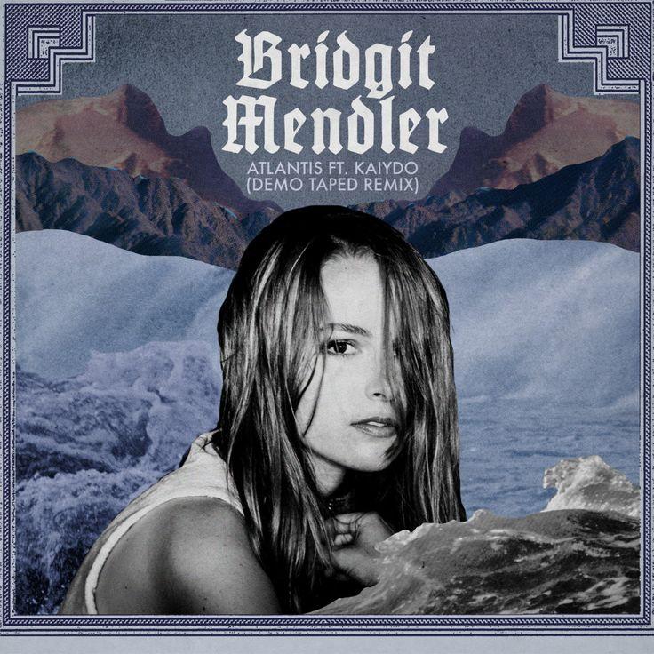 "Demo Taped Remixes Bridgit Mendler and Kaiydo's ""Atlantis"" | PigeonsandPlanes"