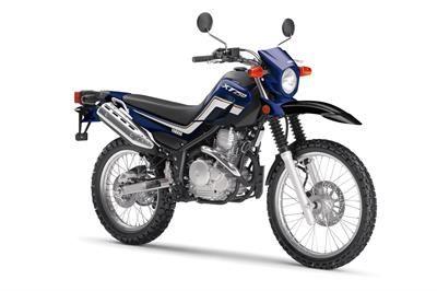 2017 Yamaha XT250 Dual Sport Motorcycle