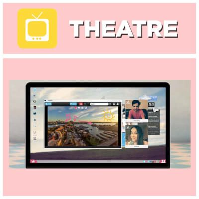 What it does: This app, which runs on the Synaptop operating system, lets distant couples synchronize their video watching. Why you need it: You'll never have to struggle to coordinate when exactly you're going to hit the play button on that cute cat video again. Get it here.
