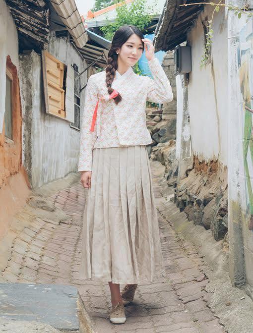 Casual Hanbok หรือชุดฮันบกดีไซน์ลำลอง กำลังฮิต ยอดซื้อพุ่งกระฉูดในเทศกาลชูซ็อกปีนี้