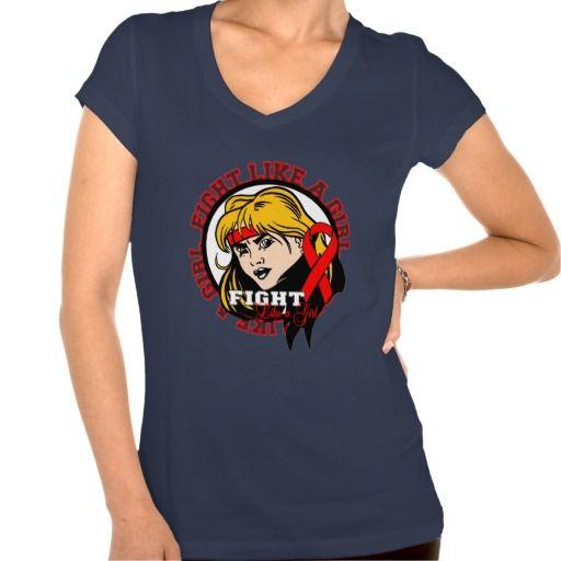 """Levántese, desafíelo y luche como un chica con esta autorización, lema popular en lucha de la hemofilia como el camisetas de un chica, ropa, camisetas y regalos de la defensa que ofrecen un combatiente rubio-haired ilustrado duro ultra-fresco en el cual esté listo para tomar a un soporte para su causa """"lucha como el estilo de un chica"""" traído a usted por los supervivientes y los abogados <a href=""""http://www.fightlikeagirlgiftshop.com"""">FightLikeaGirlShop.Com</a>. Este diseño se fija en un…"""