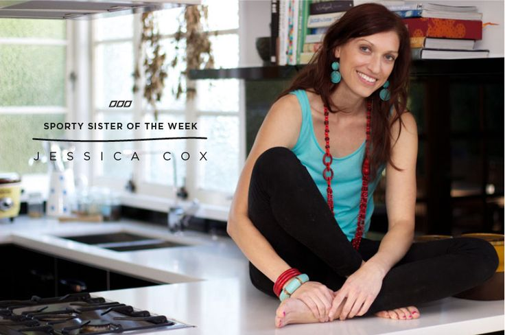 Sporty Sister of the Week: Jessica Cox | Move Nourish Believe
