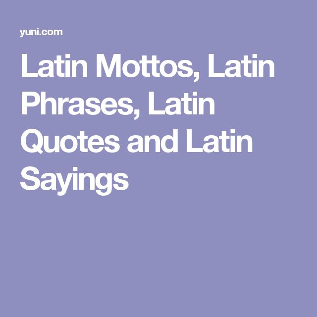 17 best ideas about latin sayings on pinterest what is