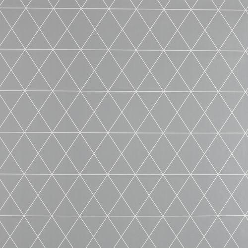 Voskovaný obrus ANDEMAT 140 cm sivá | JYSK