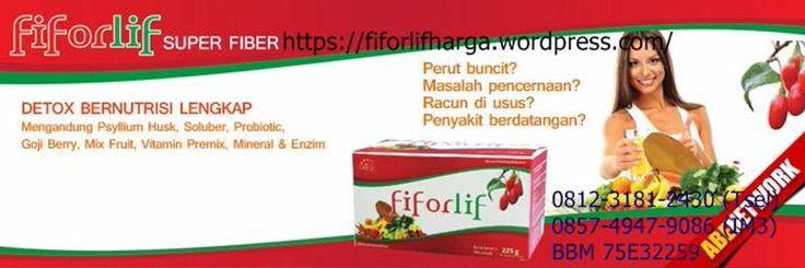 Manfaat Fiforlif (@fiforlifmurah)   Twitter